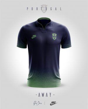 Nike Sportswear Portogallo Away