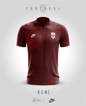Nike Sportswear Portogallo Home