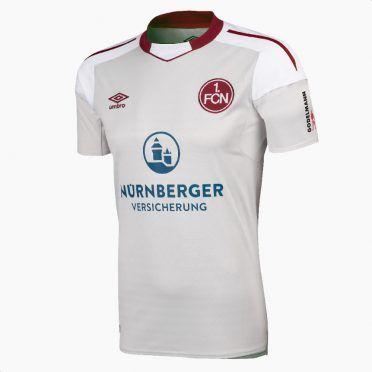 Seconda maglia Norimberga 2017-2018