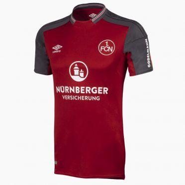 Maglia Norimberga 2017-2018 Umbro