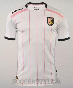 Seconda maglia Palermo 2017-2018