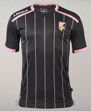 Palermo terza maglia 2017-2018 nera
