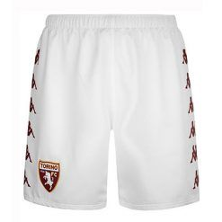 Pantaloncini Torino bianchi 2017-18