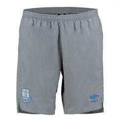 Pantaloncini Everton grigi away 2017-18