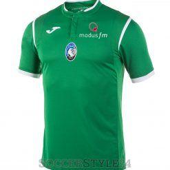 Maglia Atalanta portiere verde 2017-18