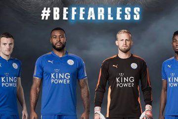 Presentazione maglie Leicester 2017-2018