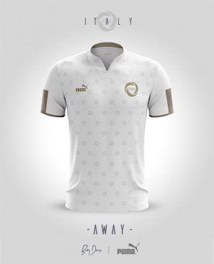 Puma Classics Italia Away