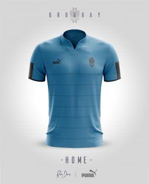 Puma Classics Uruguay Home