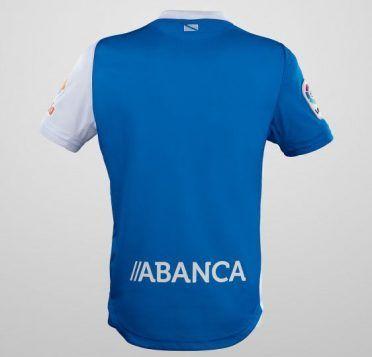Retro prima maglia Deportivo La Coruna