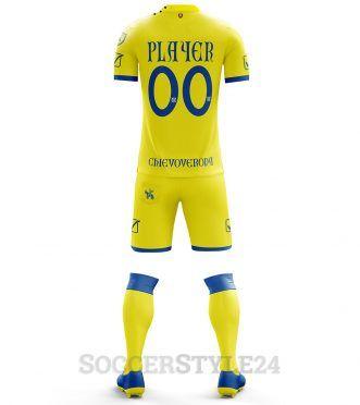ChievoVerona retro prima maglia 2017-18
