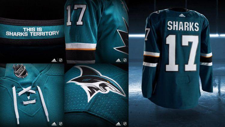 San Jose Sharks 2017/2018