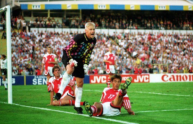 Peter Schmeichel, Maglia Portiere Danimarca Euro 1992