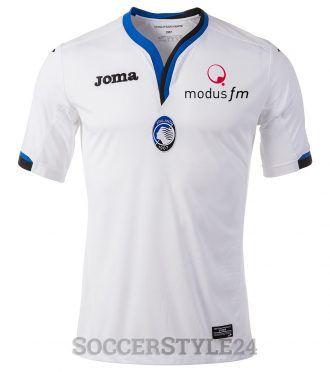 Seconda maglia Atalanta 2017-2018 bianca