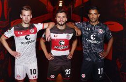 Maglie St. Pauli 2017-2018 Under Armour