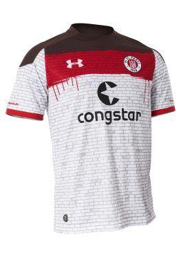 Seconda maglia St. Pauli 2017-18