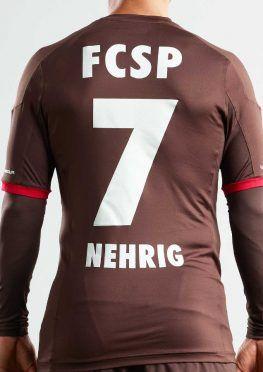 Font St. Pauli 2017-2018 Under Armour