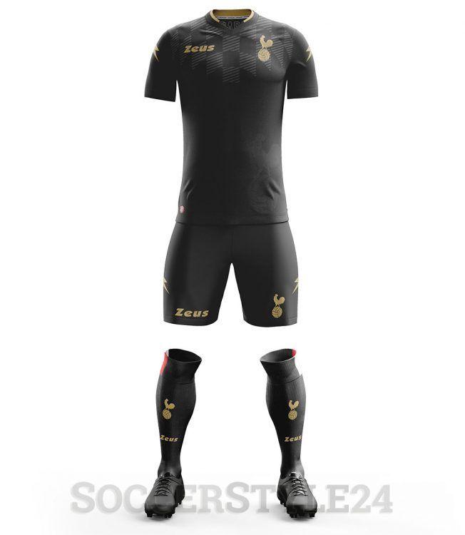 Terza maglia Bari nera-oro 2017-18