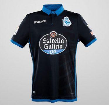 Terza maglia Deportivo La Coruna 2017-18