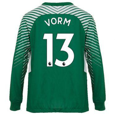 Maglia Vorm 13 Tottenham verde