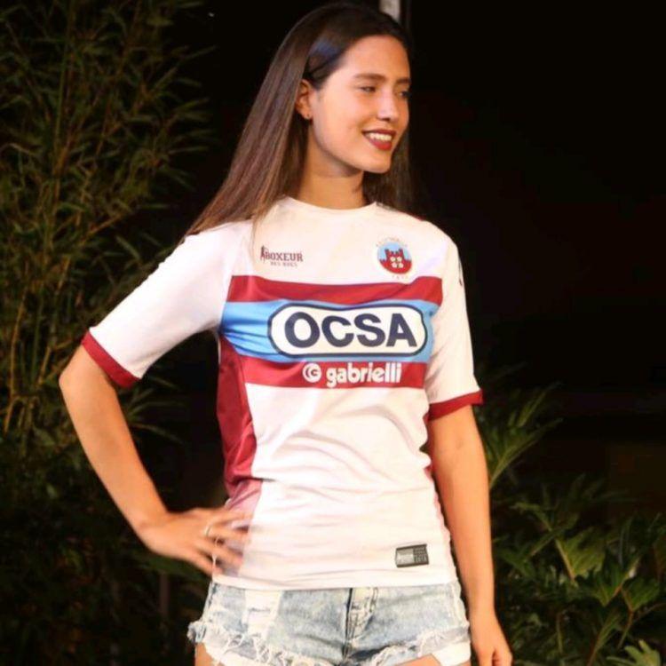 Seconda maglia Cittadella 2017-2018