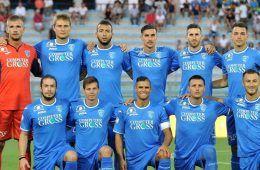 La nuova maglia dell'Empoli 2017-2018