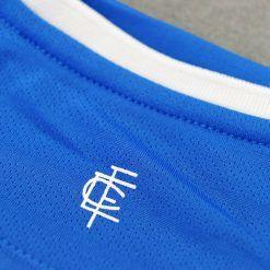 Dettaglio retro collo maglia Empoli home