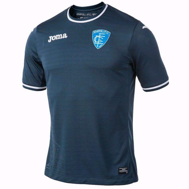 Terza maglia Empoli blu 2017-2018