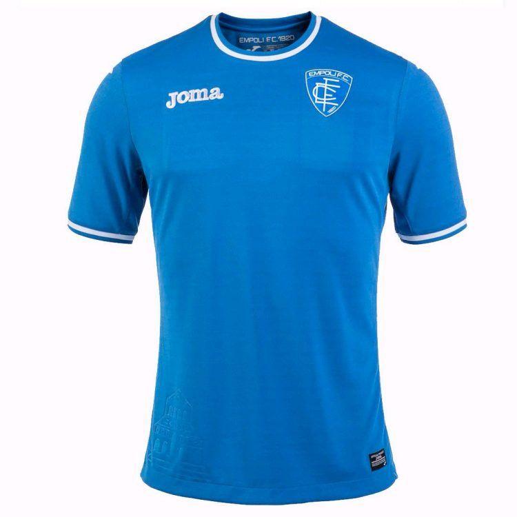 Maglia Empoli 2017-2018 Serie B
