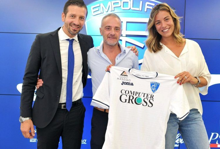 Maglia Empoli away 2017-2018
