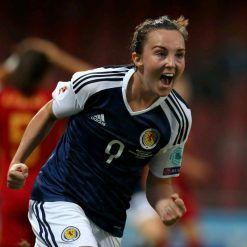 Maglia Scozia femminile 2017