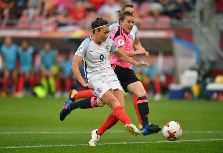 Europei 2017 donne, maglia Inghilterra