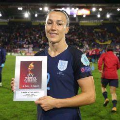Inghilterra, kit away donne 2017
