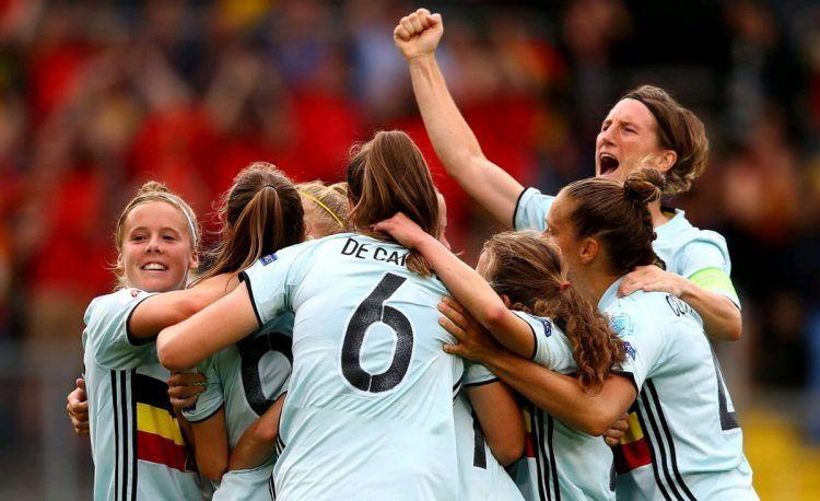 Font Belgio donne 2017