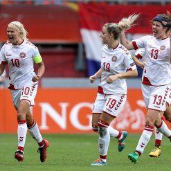 Divisa Danimarca donne away Euro 2017