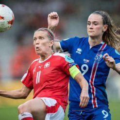 Svizzera-Islanda, Euro 2017 donne