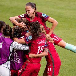 Festa Portogallo, Euro 2017 donne