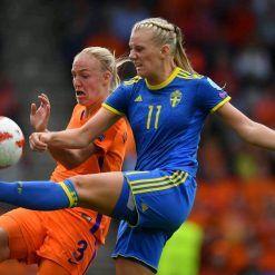 Europei femminili 2017 Svezia