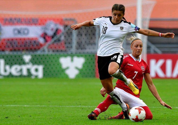 Austria, maglia Europei 2017 donne
