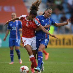 Islanda, maglia Euro 2017 femminile