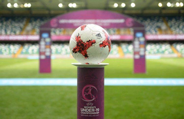 Pallone adidas Europei 2017 femminili