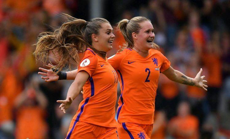 Maglia Olanda donne Euro 2017