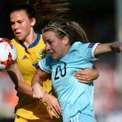 Russia-Svezia, Euro 2017 femminile