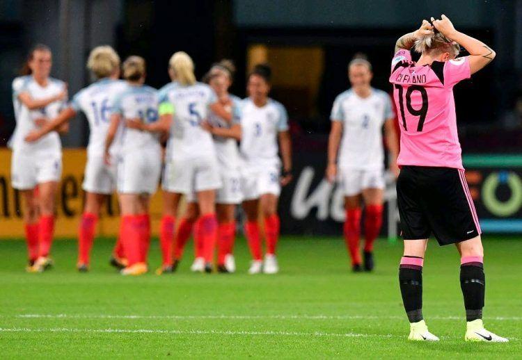 Divisa rosa Scozia femminile 2017