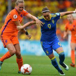 Svezia-Olanda, Euro 2017