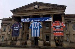 Le nuove maglie dell'Huddersfield Town 2017-2018