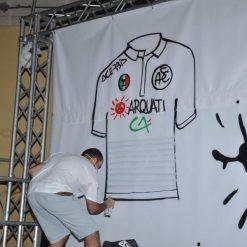 La maglia dello Spezia 2017-2018 disegnata