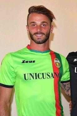 Seconda maglia Ternana 2017-2018 verde