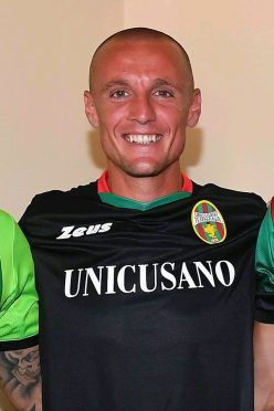 Terza maglia Ternana nera 2017-2018