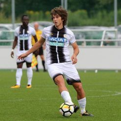 Udinese terza maglia 2017-2018