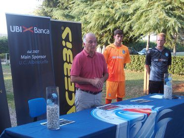 Albinoleffe, nuova stagione 2017-2018 sponsor